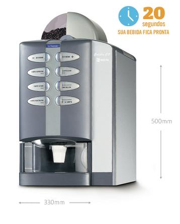 Máquina de café para empresa modelo Colibri - Grupo Clauwan