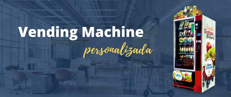 vending machine personalizada