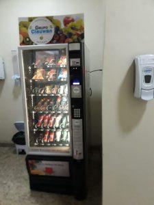 Maquinas de Snacks para Empresas