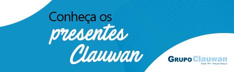Conheça os Presentes Clauwan